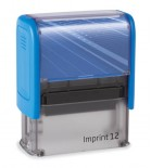 Antspaudas Imprint 8912 mėlynas