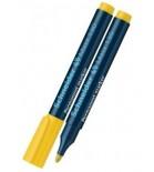Žymeklis permanentinis Schneider Maxx 130 1-3mm geltonos sp.
