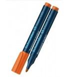 Žymeklis permanentinis Schneider Maxx 130 1-3mm oranžinės sp.