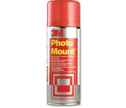 Klijai purškiami 3M  Photo Mount   400 ml