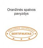 Antspaudų rašalas (4010) 28 ml oranžinė