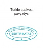Antspaudų rašalas (4010) 28 ml turkio