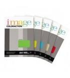 Popierius Image Coloraction A4 160g/m² 50l žalia sp.